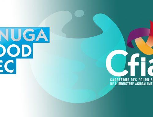 CFIA in Rennes 2018 & ANUGA Foodtec 2018
