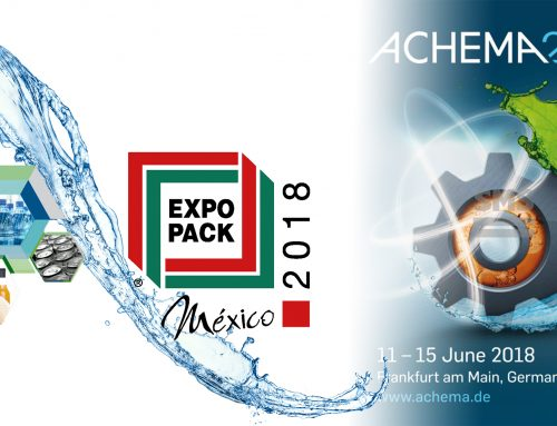 EXPO PACK Mexico 2018 & ACHEMA 2018